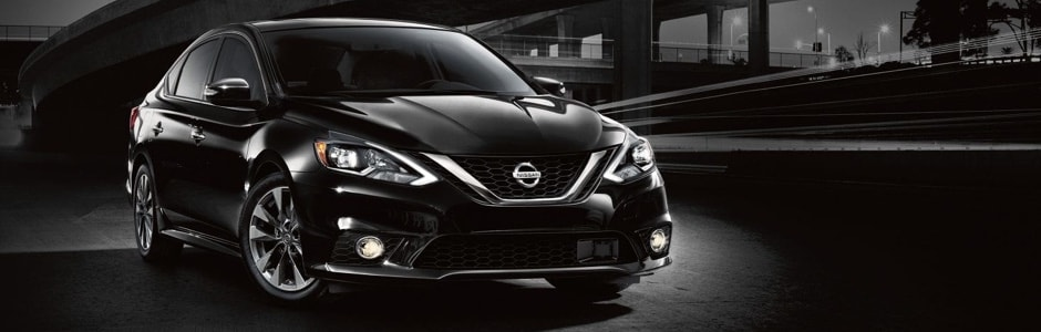 The all new 2019 Nissan Sentra, available at Zeigler Nissan of Orland Park
