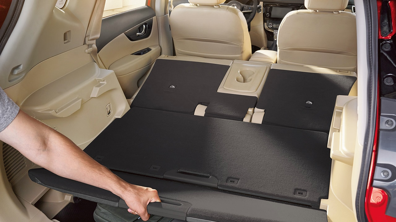 New Nissan Rogue Cargo Space