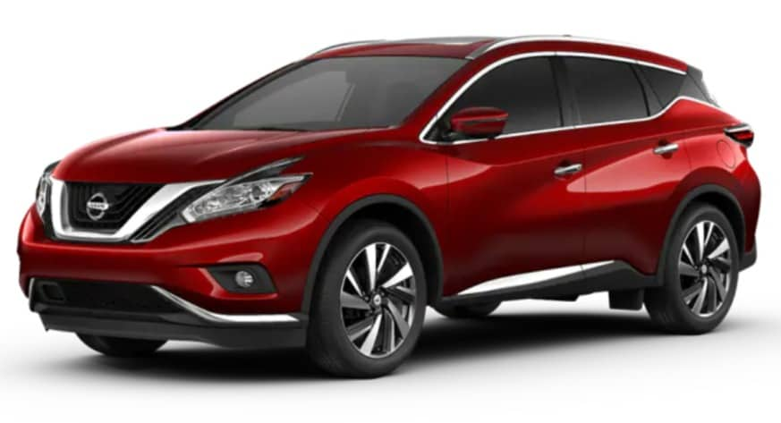 New 2018 Nissan Murano Orland Park, IL
