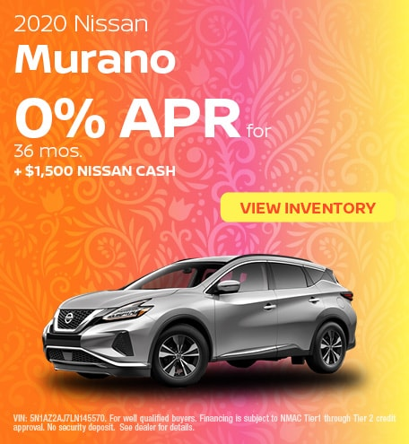 2020 Nissan Murano - June 2020