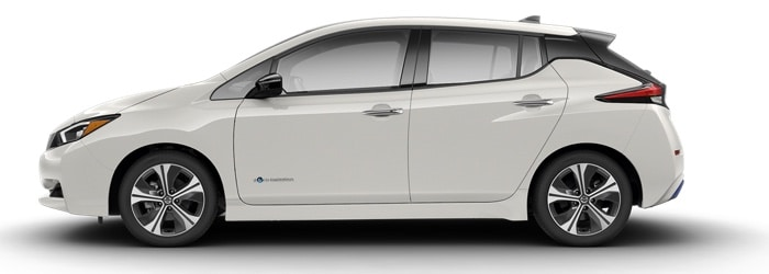 Nissan Leaf at Zeigler Nissan of Orland Park