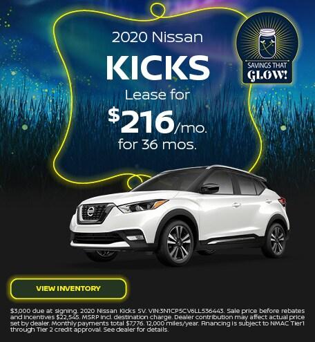 2020 Nissan Kicks - September 2020