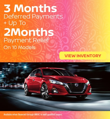 3 Months Deferred Payments + Up To 2 Months Payment Relief - June 2020