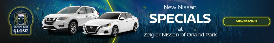 New Nissan Specials - September 2020