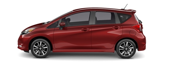 Nissan Versa Note at Zeigler Nissan of Orland Park