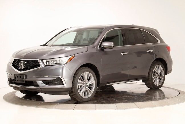 2018 Acura MDX 3.5L SH-AWD w/Technology Package SUV