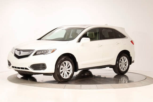 2018 Acura RDX Technology Package SH-AWD SUV