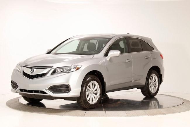 2018 Acura RDX Technology Package SH-AWD SUV