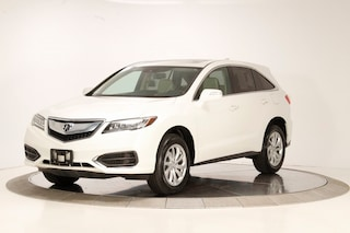 2016 Acura RDX Base w/Technology & Acurawatch Plus Pkg SUV