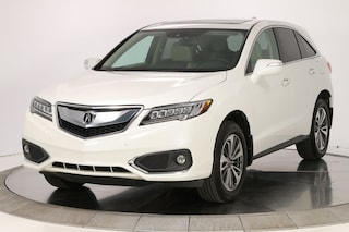 2016 Acura RDX Base AWD w/Advance Package SUV