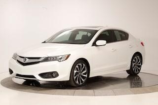 2016 Acura ILX 2.4L w/Premium & A-Spec Packages Sedan