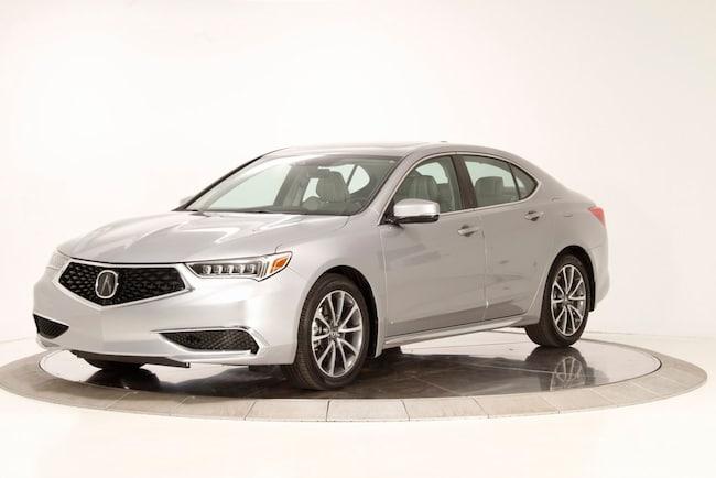 2018 Acura TLX 3.5L V6 SH-AWD w/Technology Package Sedan