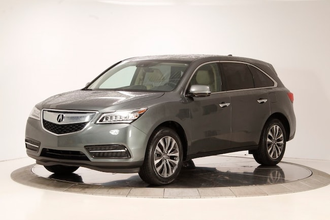 2016 Acura MDX 3.5L SH-AWD w/Technology Package & Acurawatch Plus SUV
