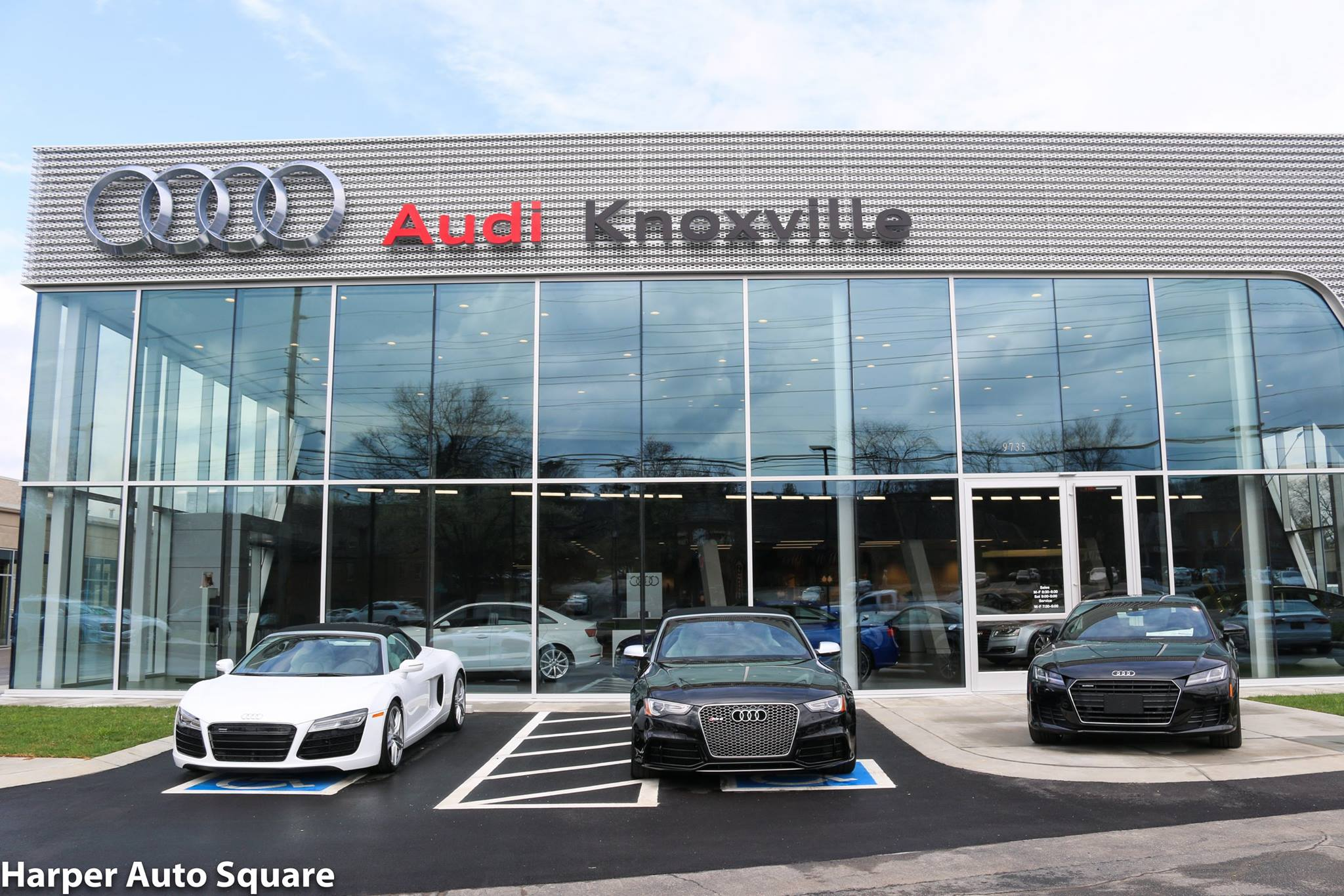 Audi Knoxville New Audi Dealership In Knoxville TN - Harper audi knoxville tn