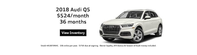 Harper Audi Knoxville Tn >> Specials | Audi Knoxville