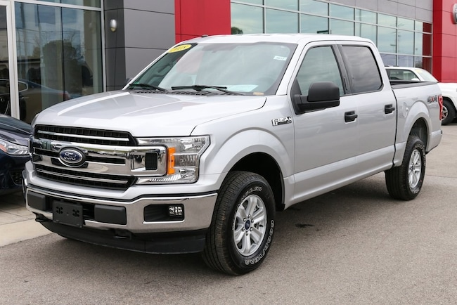 Used 2018 Ford F-150 Truck SuperCrew Cab Knoxville