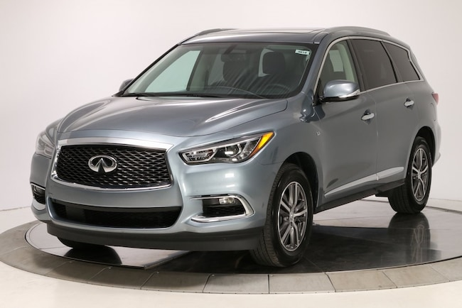 Used 2018 INFINITI QX60 SUV Knoxville