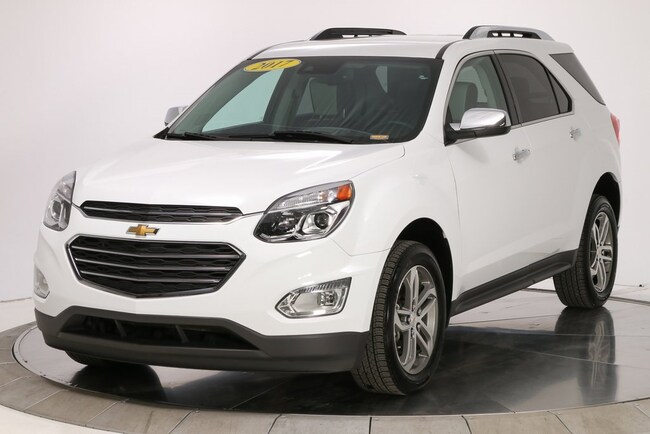 Used 2017 Chevrolet Equinox Premier SUV Knoxville