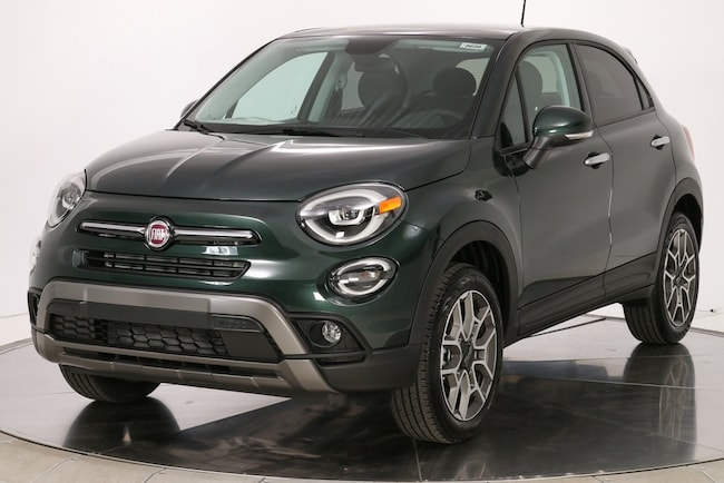 New 2019 FIAT 500X TREKKING AWD Sport Utility Knoxville