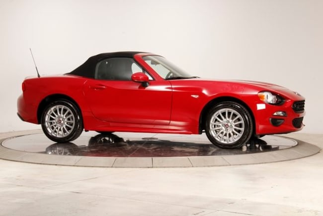 New 2019 FIAT 124 Spider CLASSICA Convertible Knoxville