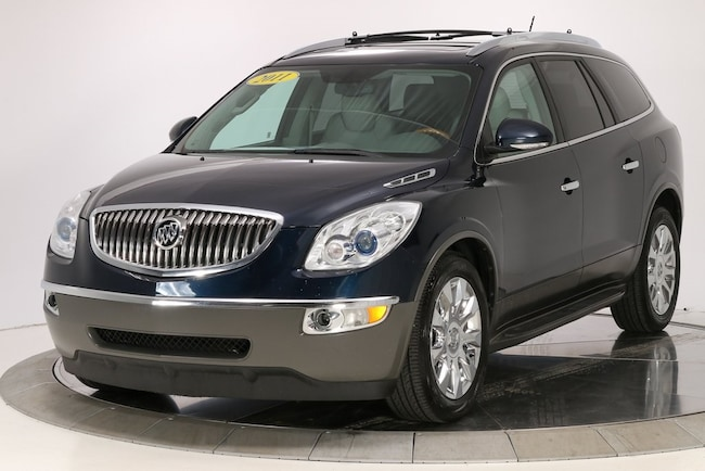 Used 2011 Buick Enclave SUV Knoxville