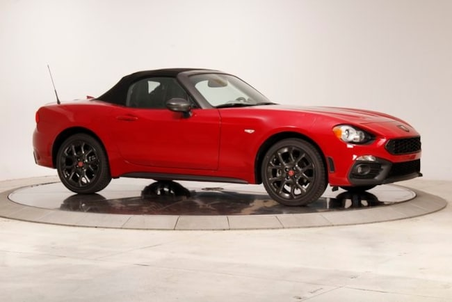 New 2019 FIAT 124 Spider ABARTH Convertible Knoxville