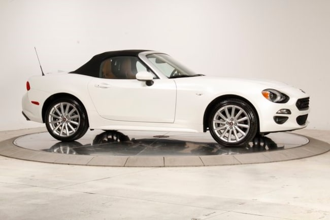New 2019 FIAT 124 Spider LUSSO Convertible Knoxville