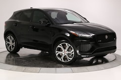 2018 Jaguar E-PACE First Edition SUV