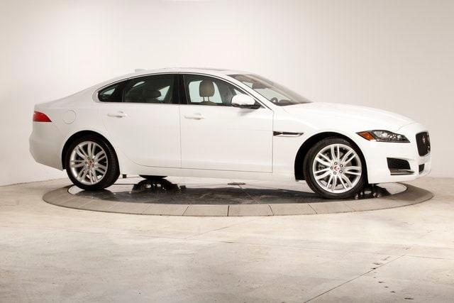 2018 Jaguar XF Prestige Sedan