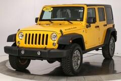 2015 Jeep Wrangler Unlimited Unlimited Rubicon SUV