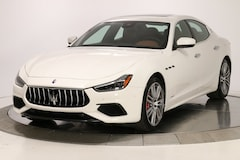 2019 Maserati Ghibli GranSport Sedan