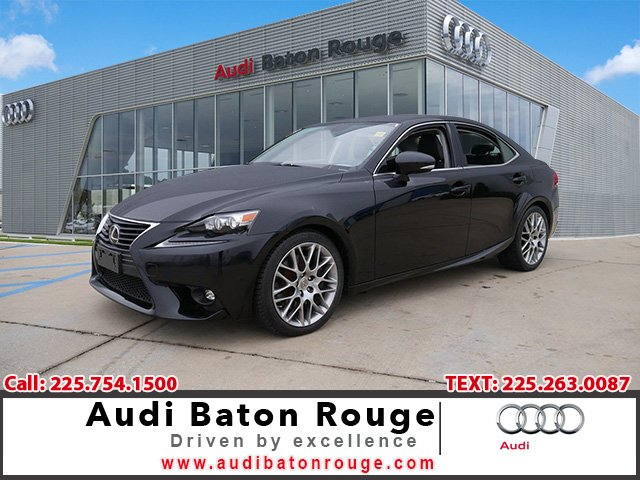 Used 2015 Lexus Is 350 Auto For Sale Baton Rouge La Pa1380