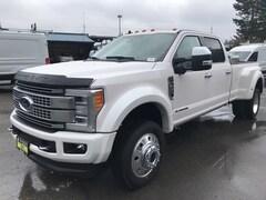2019 Ford F-450 F-450 Platinum Truck Crew Cab