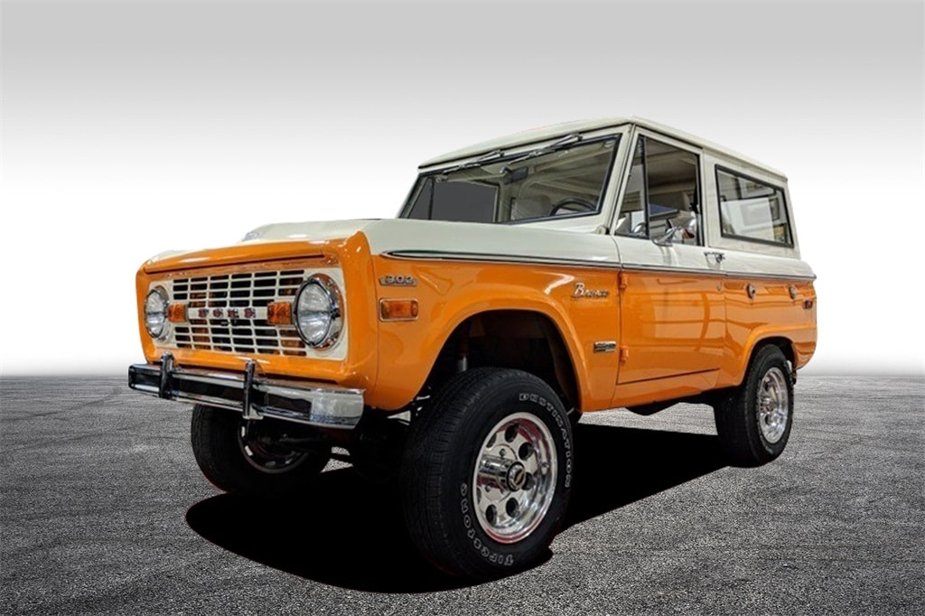 1974 Ford Bronco Ranger Wagon