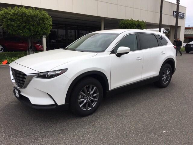 New 2018 Mazda Mazda Cx 9 For Sale Fresno Ca Stk J0202517