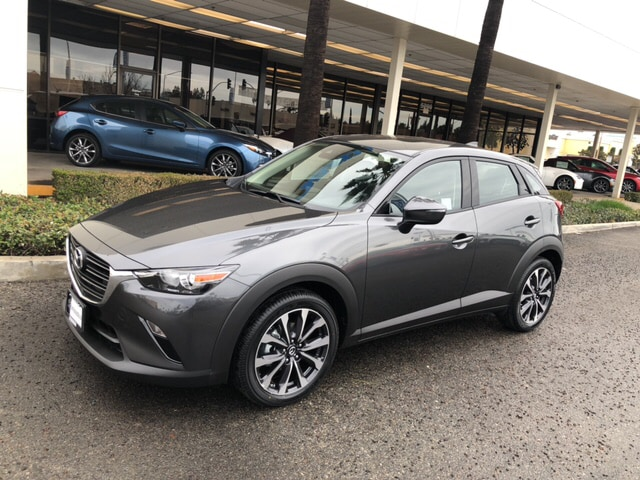 mazda cx 3 manual transmission 2019