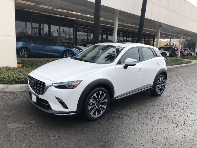 New 2019 Mazda Mazda Cx 3 For Sale Fresno Ca Stk K0428478
