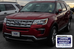 2019 Ford Explorer Limited SUV F6042