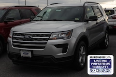 2019 Ford Explorer Base SUV F6043