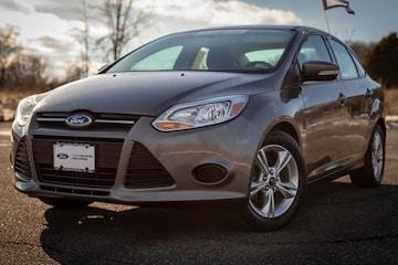 2014 Ford Focus Sedan