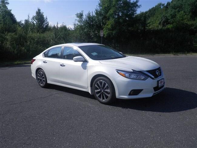 New 2017 Nissan Altima For Sale Harrisonburg Va