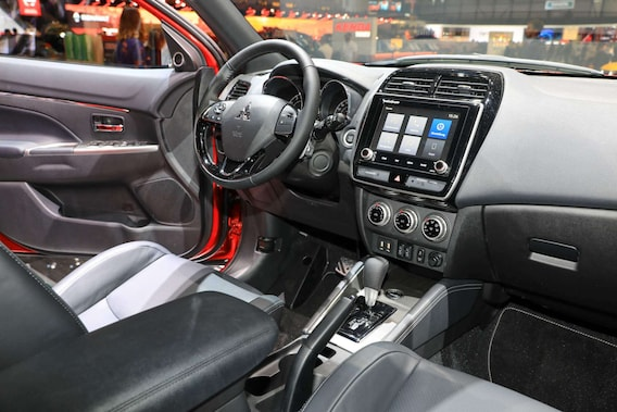 2020 Mitsubishi Outlander Sport Updated Styling And Infotainment System Release Price >> 2020 Mitsubishi Outlander Sport Harrison Mitsubishi Southtowne