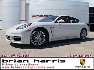 2016 Porsche Panamera Edition Sport Turismo