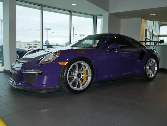 2016 Porsche 911 GT3 RS Coupe