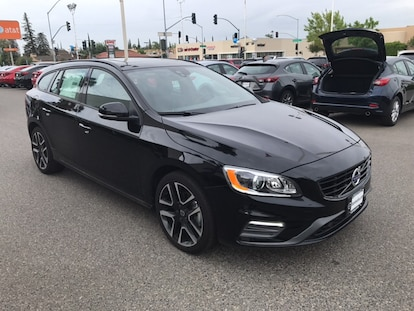 New 2017 Volvo V60 For Sale at Harris Volvo Cars Fresno