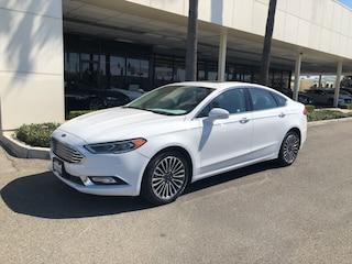 Used 2018 Ford Fusion Sedan 3FA6P0D94JR132023 for sale in Fresno, CA