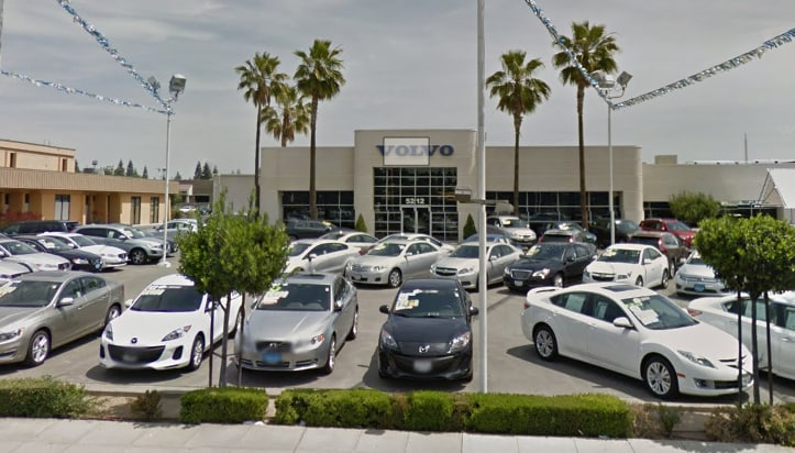 Harris Volvo Cars Fresno | Fresno Volvo Car Parts