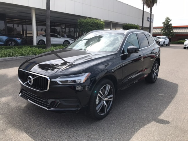 New 2018 Volvo XC60 T6 AWD Momentum SUV for sale/lease in Fresno, CA
