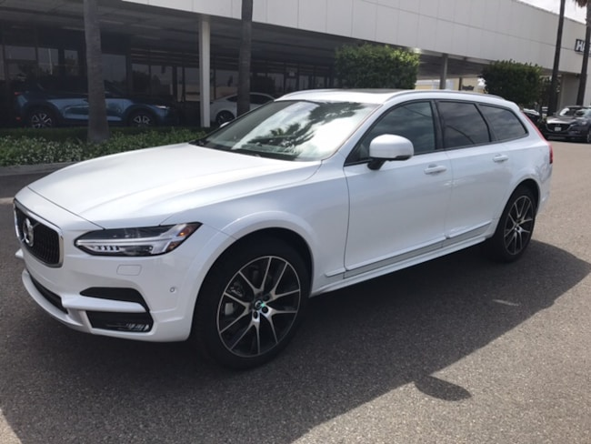 New 2018 Volvo V90 Cross Country T6 AWD Wagon for sale/lease in Fresno, CA