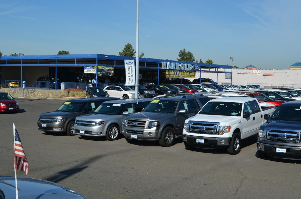 Ford Dealer near Citrus Heights CA